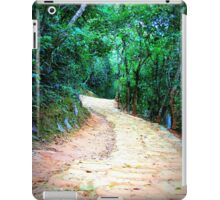 Road to Somewhere iPad Case/Skin