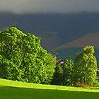 Cloud and Sunshine by WatscapePhoto