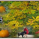 Fall collage by Paola Svensson