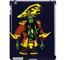 Zombie Pirate LeChuck iPad Case/Skin