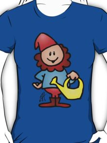 Gnome in the garden T-Shirt