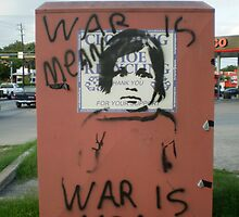 War is Mean by paul beck