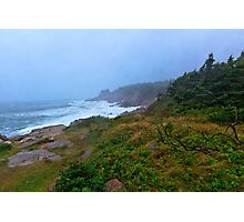Cape Breton Storm Photographic Print