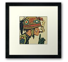 Tank Girl Framed Print