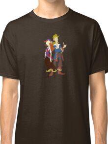 Elaine & Guybrush Classic T-Shirt