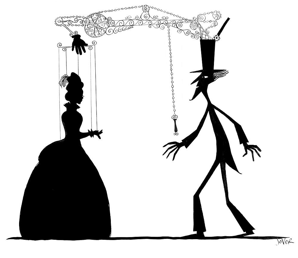 Dr Duchamps magnificent mechanical dance partner hat contraption by Loui  Jover