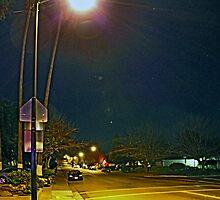 THE STREET LIGHT by SMOKEYDOGSOCKS