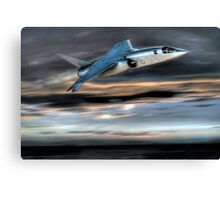 TSR2 a lost dream Canvas Print