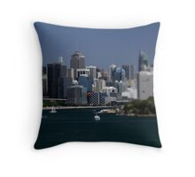 Minature Shots Throw Pillow