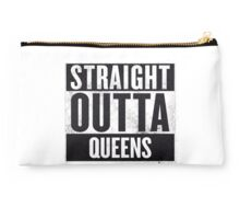 straight out of queens Studio Pouch