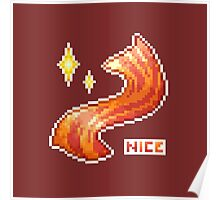 Nice Bacon Poster
