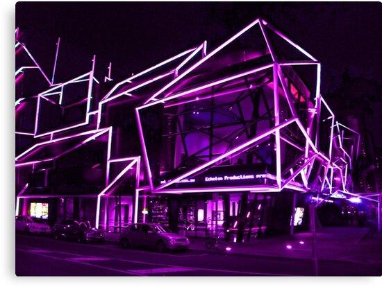 Melbourne Recital Centre by TonyCrehan