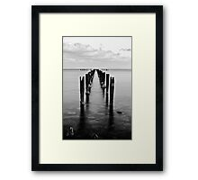 The Dell at Clifton Springs #1 Framed Print