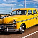 Over Here Taxi by Tim Denny