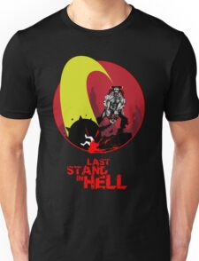 Last Stand in Hell - the Hammerhead T-Shirt