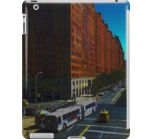 New York Street Scene iPad Case/Skin
