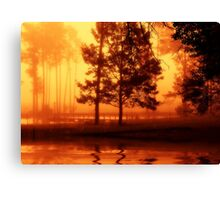 Play Misty For Me Canvas Print