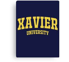 Xavier University School Canvas Print