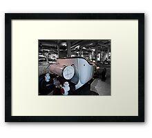 Album T Framed Print