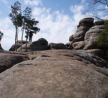 Rock stairway to heaven by katpartridge