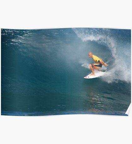 Kelly Slater's Ten Point Ride Poster