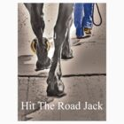 T - Hit The Road Jack by Al Bourassa