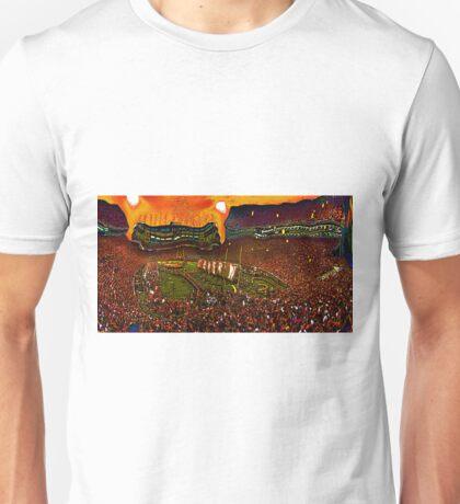 Clemson Tigers Death Valley Unisex T-Shirt