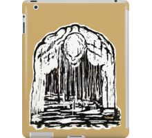 Mud Monster  iPad Case/Skin