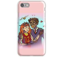 Harry and Ginny iPhone Case/Skin