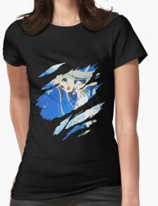 anohana the flower we saw that day meiko menma anime manga shirt T-Shirt