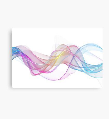 unusual abstract art design Canvas Print
