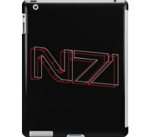 N7 in 3D - 3 iPad Case/Skin