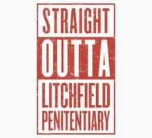 Straight Outta Litchfield by oneskillwonder
