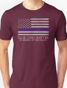 The Blue Line T-Shirt