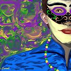 Faces of Mardi Gras by ldermid75