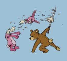 Vengeance Bear by benhessart