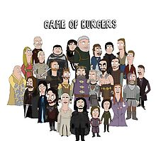 Game of Burgers by acohen110