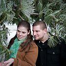 Mercy & Clay - Engagement  (XV) by Eric Scott Birdwhistell