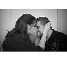 Mercy & Clay - Engagement  (XXXII) Photographic Print