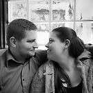 Mercy & Clay - Engagement  (LIII) by Eric Scott Birdwhistell