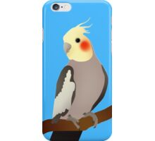 Cockatiel iPhone Case/Skin
