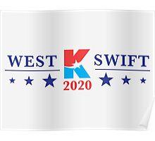 Kanye West for President Poster