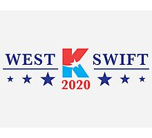 Kanye West for President Photographic Print