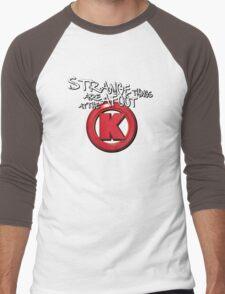 Strange Things Are Afoot At The Circle K Men's Baseball ¾ T-Shirt
