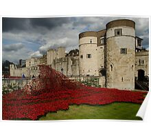 Tower of London Remembers Poster