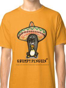 Grumpy Penguin Paco Classic T-Shirt