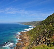 The Long and Winding Coast by Geoff Beck