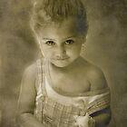 Apricot girl by PeterDamo