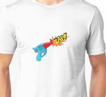 Raygun Zap Unisex T-Shirt
