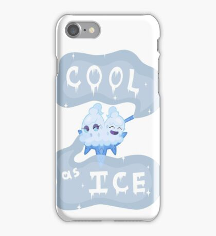 Cool as Ice iPhone Case/Skin